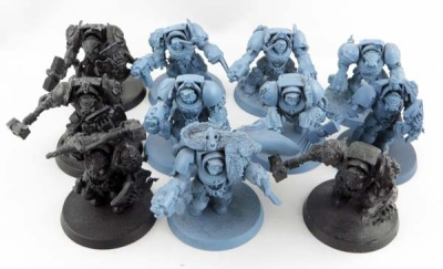 WH40K: Space Wolves Terminatoren (11)