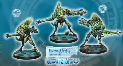 Shasvastii Armored Corps Sphinx Tag (CO)
