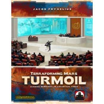 Terraforming Mars: Turmoil - EN