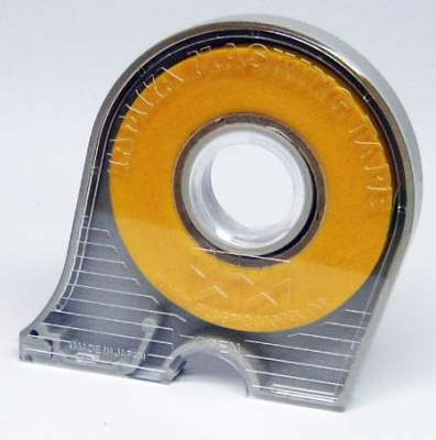 Tamiya Masking Tape 6mm/18m mit Abroller