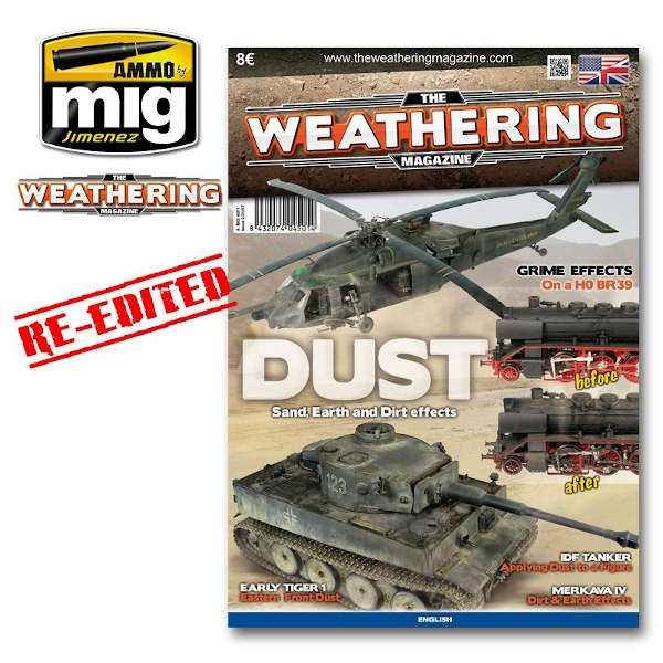 The Weathering Magazine: Issue 2 DUST