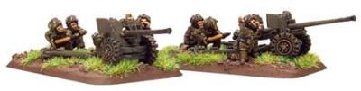 British Airborne 6pdr (x2)
