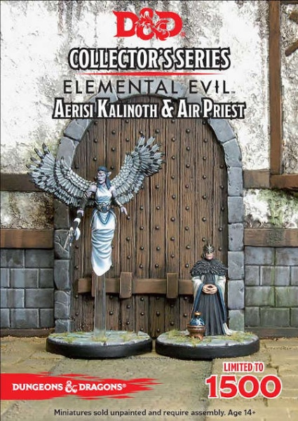 D&D Elemental Evil: Aeresi Kalinoth & Air Priest