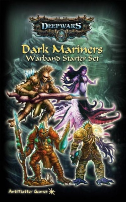 Dark MarinersDark Mariners Warband Starter Set (4)