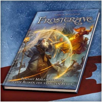 Frostgrave: Fantasy Miniaturenspiel (DEUTSCH)