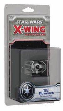Star Wars X-Wing: TIE Advanced Expansion Pack (Engl.)