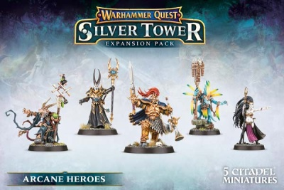 Warhammer Quest: Arcane Heroes (MO)