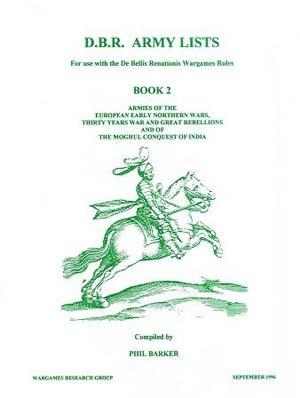 De Bellis Renationis (DBR) Army List II
