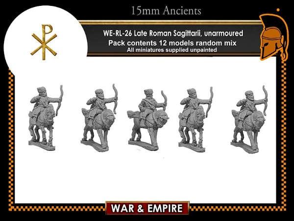 Late Roman - Equites Sagittarii Unarmoured