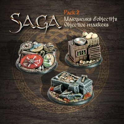 Saga Objective Markers pack2