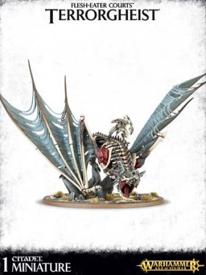 Abhorrant Ghoul King on Terrorgheist (MO)