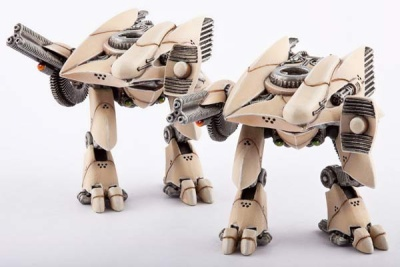 PHR: Phobos Battle Walkers (2)