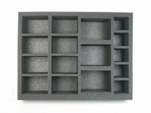 8 Large Warjack 3 Extra Large Warjack Foam Tray