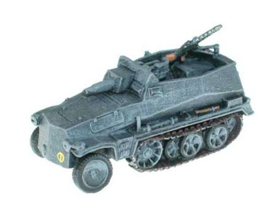 Sd Kfz 250/8 (early, 7.5cm)