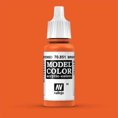 Model Color 024 Reinorange (Bright Orange) (851)