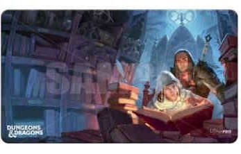 Play Mat - Candlekeep Mysteries Cover - Dungeons & Dragons