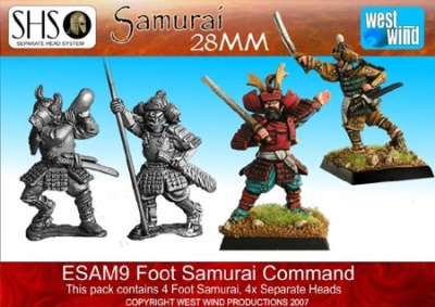Foot Samurai Command (4)