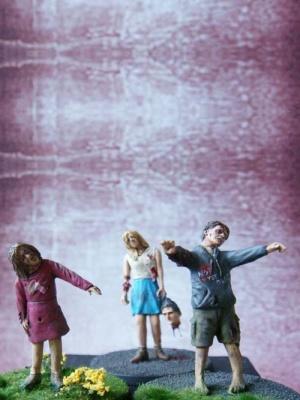 3x Teenage Zombies
