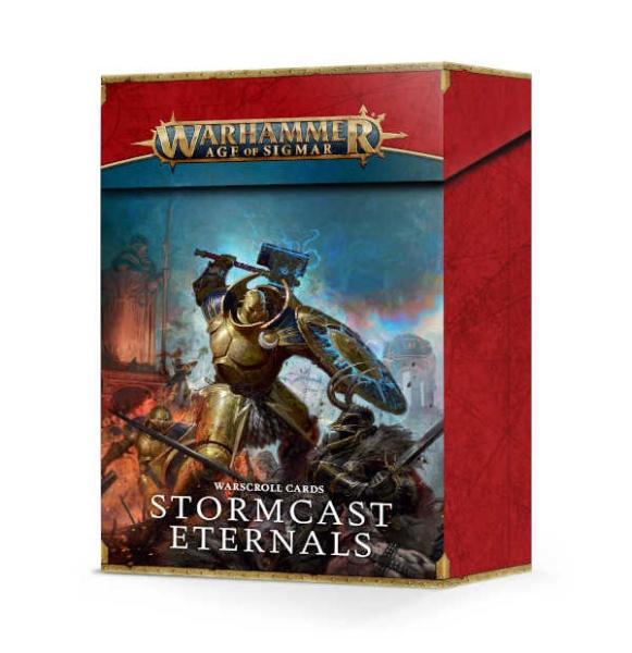 Warscroll-Karten: Stormcast Eternals