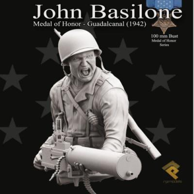 John Basilone BUST