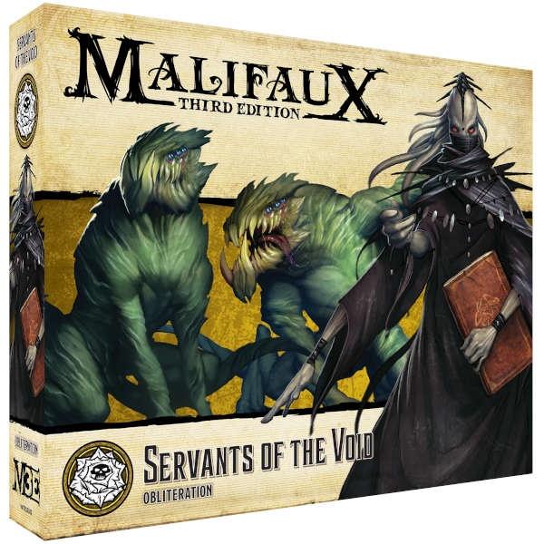 Malifaux (M3E): Servants of the Void