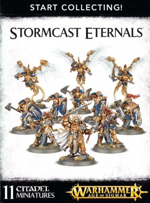 Battleforce Box Set: Stormcast Eternals