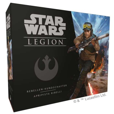 Star Wars: Legion - Rebellen-Kundschafter