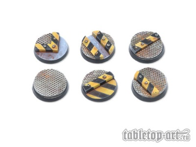 Manufactory Bases - 25mm (5)