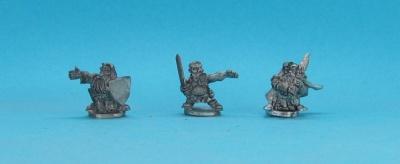 Dwarf Heroes (3)