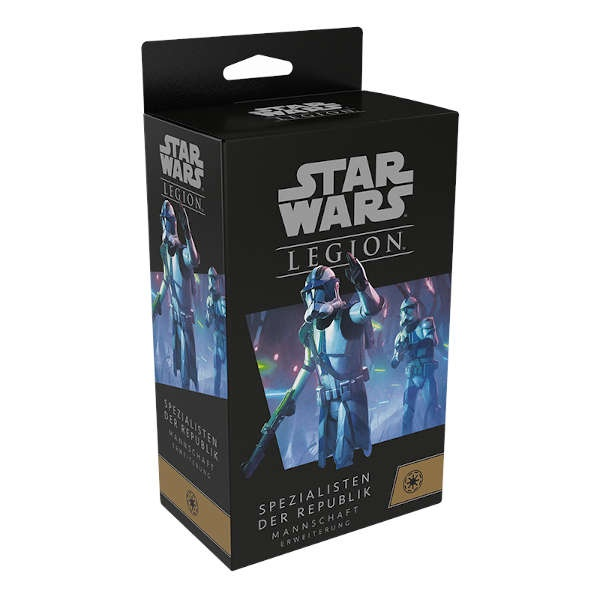 SW: Legion-Spezialisten der Republik