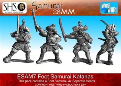 Foot Samurai Katana (4)