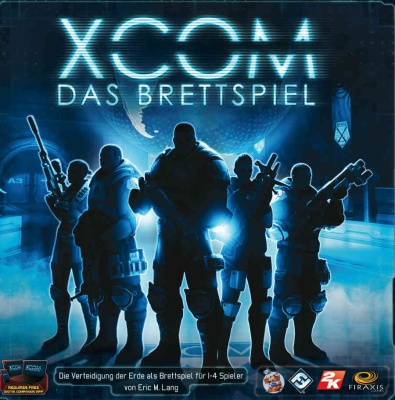XCOM: Das Brettspiel dt.