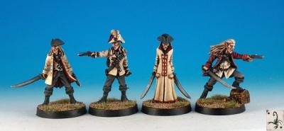 Elf Pirates 1