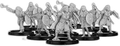 Men of Ármhach, Maiobhanagh Unit (10)