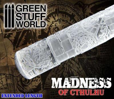 Rolling Pin Madness of Cthulhu