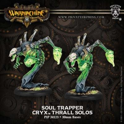 Cryx Solo Soul Trapper