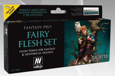 Fairy Flesh Set (8)