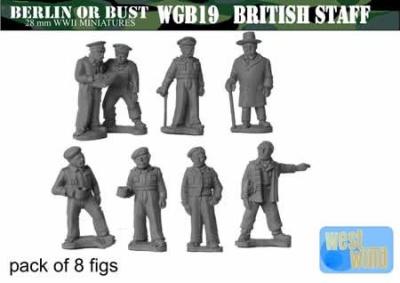 British Staff