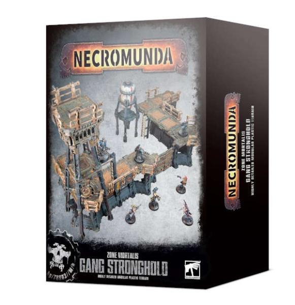 Necromunda: Zone Mortalis Gang Stronghold
