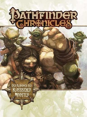 Almanach der klassischen Monster