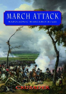 March Attack (Napoleonis Wargames Rules)