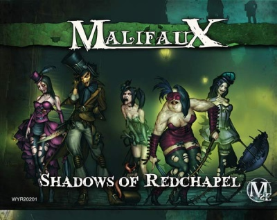Shadows of the Redchapel: Seamus Crew