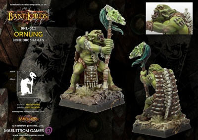 Ornung, Bone Orc Shaman