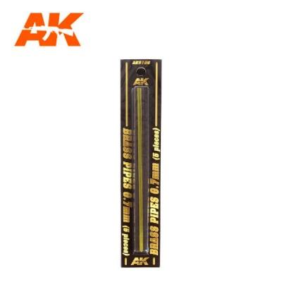 Messingrohre 0,7mm (5)