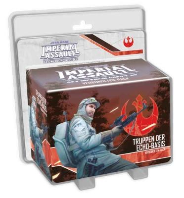 Star Wars: Imperial Assault - Truppen der Echo-Basis DEUTSCH