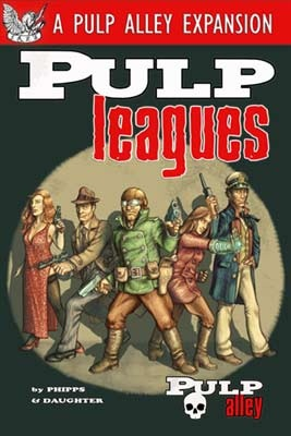 Pulp Leagues Expansion