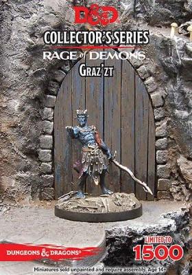 D&D: Rage of Demons: Graz'zt