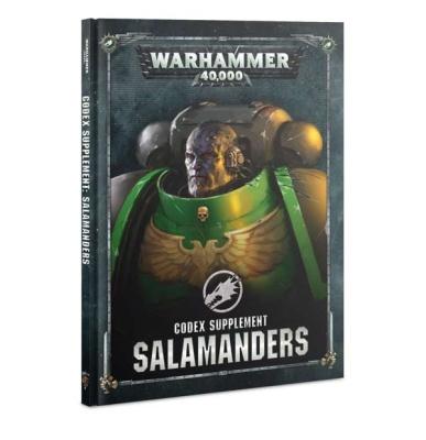 Codex-Ergänzung: Salamanders