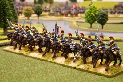 French Carabiniers Cavalry Regiment (12)