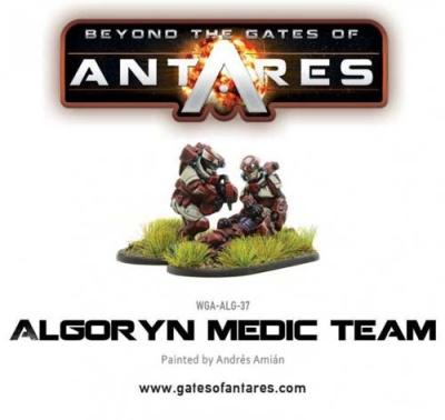 Algoryn medic team (2)